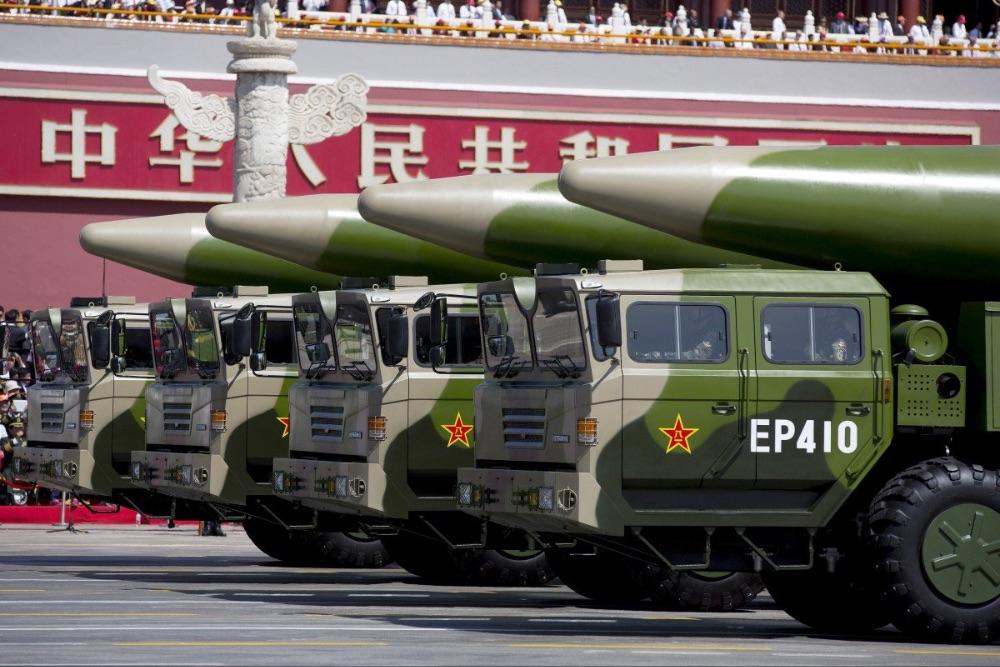 DF 21D missile