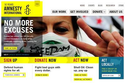 Amnesty International China